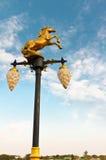 Końska lampa Obraz Stock