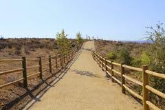 Koński ślad Moorpark Kalifornia fotografia royalty free