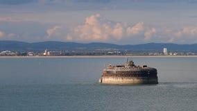 Koński piaska fort zdjęcia royalty free
