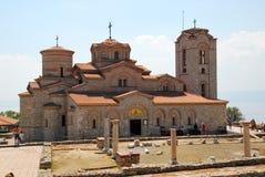 kościół średniowieczny Zdjęcia Royalty Free