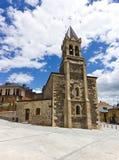 Kościół średniowieczny Obrazy Royalty Free