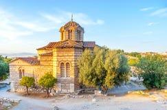 Kościół Święci apostołowie Zdjęcie Stock