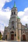 Kościół Święta rodzina w Zakopane zdjęcie royalty free