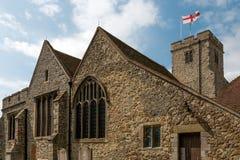 Kościół Święta trójca, Rayleigh zdjęcie royalty free