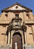 Kościół święty Anne i święty Joseph, cordoba, Andalusia, Hiszpania obraz stock
