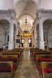Kościół święty Blaise obrazy stock