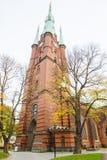 Kościół święty Clare obrazy stock