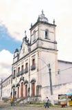 Kościół święty Cosme i Damião obraz royalty free