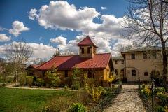 Kościół święty Cyril i Methodius Zdjęcie Stock