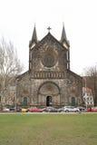 Kościół święty Cyril i Methodius Obrazy Stock
