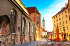 Kościół Święty duch w Monachium, Niemcy Obraz Stock