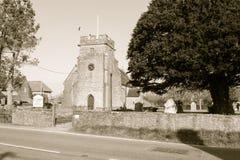 Kościół święty James Wielki Zdjęcia Royalty Free