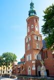 Kościół święty John baptysta Obraz Royalty Free