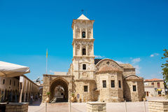 Kościół święty Lazarus, Larnaka, Cypr Zdjęcia Royalty Free
