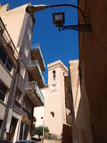Kościół święty Matthew, marsala, Sicily, Włochy Zdjęcie Royalty Free