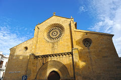 Kościół święty Michael, cordoba, Andalusia, Hiszpania obraz stock