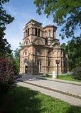 Kościół Święty Pierwszy męczennik Stephen, Lazarica Zdjęcie Stock