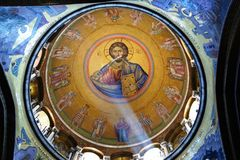 Kościół Święty sepulchre Obrazy Stock