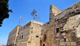 Kościół Święty Sepulchre w Jerozolima Zdjęcia Royalty Free