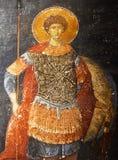Kościół Święty wybawiciel w Chora w Istanbuł, Turcja Obraz Royalty Free