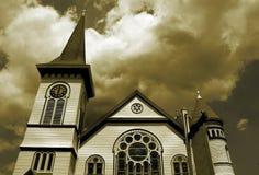 kościół. Fotografia Royalty Free