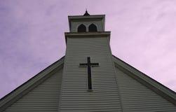 Kościół Obrazy Royalty Free