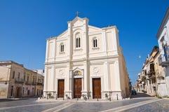 Kościół Addolorata. Cerignola. Puglia. Włochy. Obrazy Stock