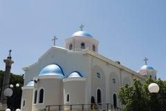 Kościół Agia Paraskevi Fotografia Stock