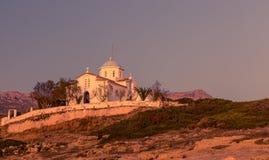 Kościół Agia Paraskevi, Grecja Obraz Royalty Free