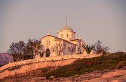 Kościół Agia Paraskevi, Grecja Obraz Stock