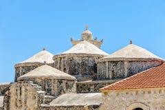 Kościół Agia Paraskevi w Paphos Cypr Zdjęcia Stock