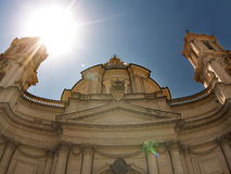 kościół agnessy st Zdjęcia Stock
