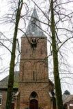 Kościół, Almen holandie Zdjęcia Royalty Free