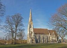 kościół anglikański Obrazy Royalty Free
