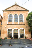 kościół baptystów John st obrazy royalty free
