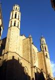 Kościół - Barcelona Zdjęcie Stock