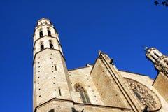 Kościół - Barcelona Zdjęcia Stock
