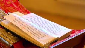 Kościół biblia kłama na powierzchni zbiory