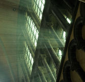 kościół brugge Zdjęcia Stock