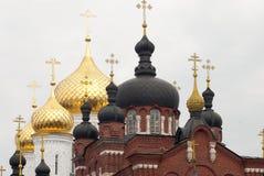 kościół chrześcijański cupola Obrazy Stock