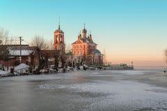 Kościół Chrześcijański Czterdzieści męczenników zdjęcie royalty free