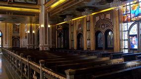 Kościół Chrześcijański nawa zbiory wideo
