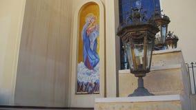 Kościół Chrześcijańskiego budynek zdjęcie wideo