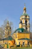 Kościół Czterdzieści męczenników Sebastian zdjęcie royalty free