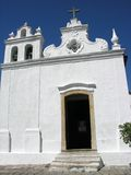 kościół da lapa nossa senhora obraz stock