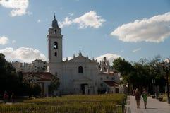 Kościół dama Pilar zdjęcie royalty free