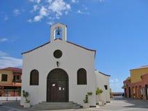 kościół de golfa sur Zdjęcia Stock