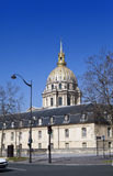 kościół des France hotelowi invalides Paris Zdjęcia Royalty Free