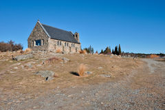 Kościół Dobra baca Zdjęcia Stock
