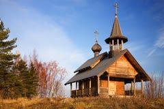 kościół drewna Zdjęcia Royalty Free